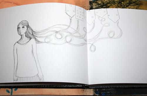 Sketchbookswaphairsmoke
